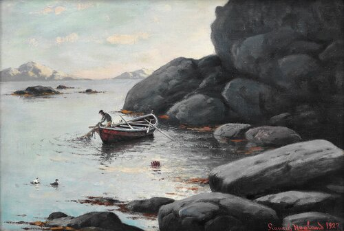 Garnfisker 1927