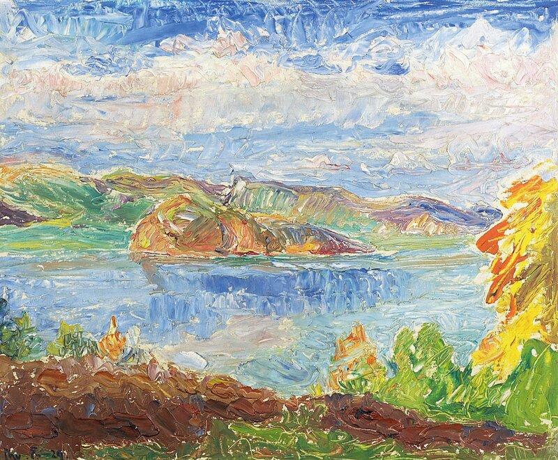 Fra Holmsbu 1929