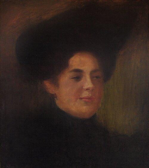 Kvinneportrett