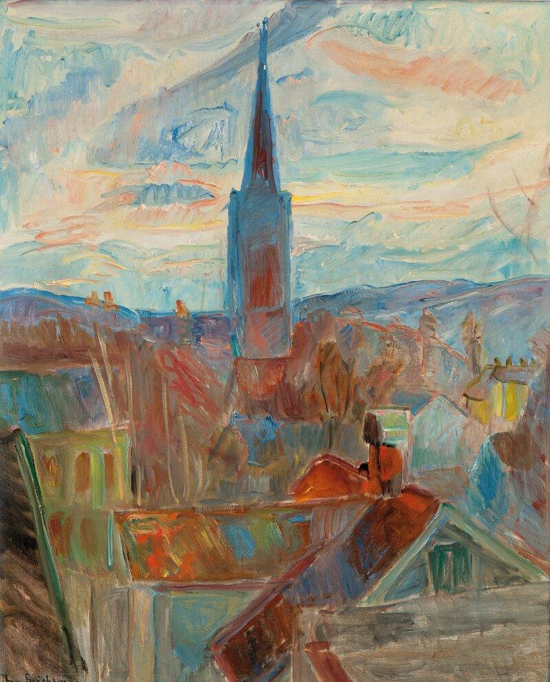 Kirkespiret, Lillehammer