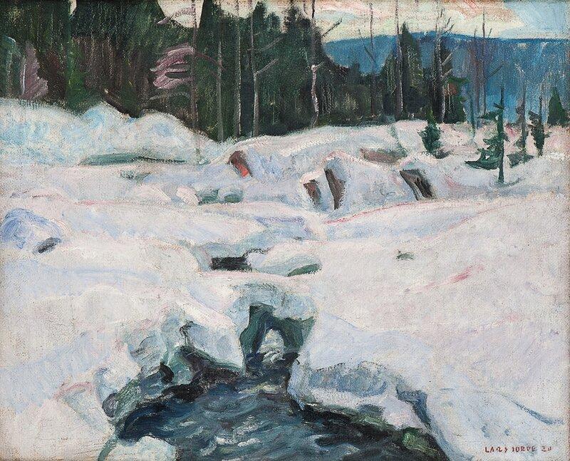 Fra Mesna 1920