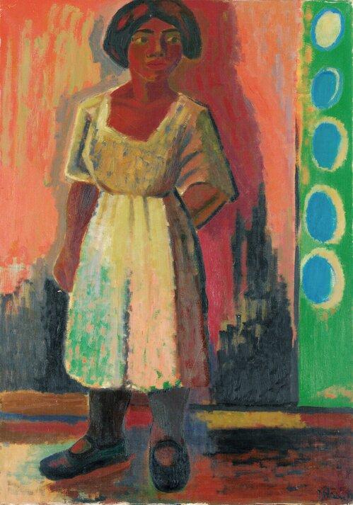 Madeleine Joussaume 1934