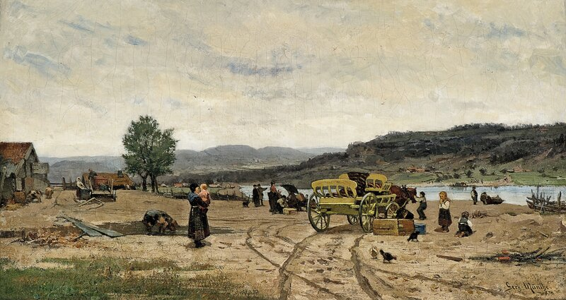 Fergestedet 1877
