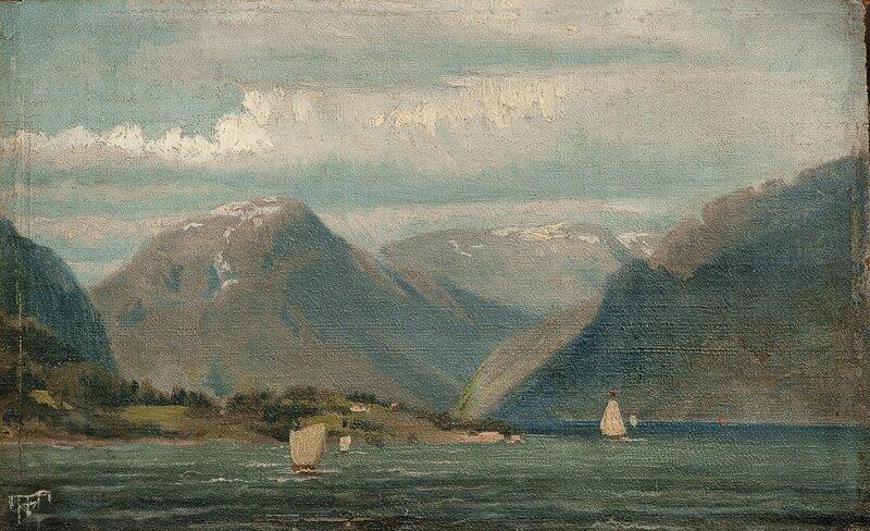 Fjordparti fra Bergens Stift
