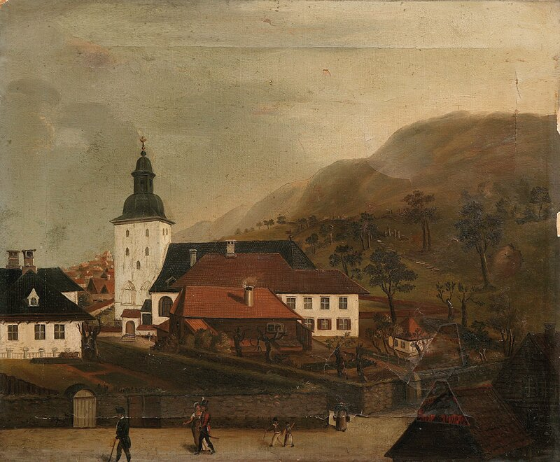 Domkirken i Bergen