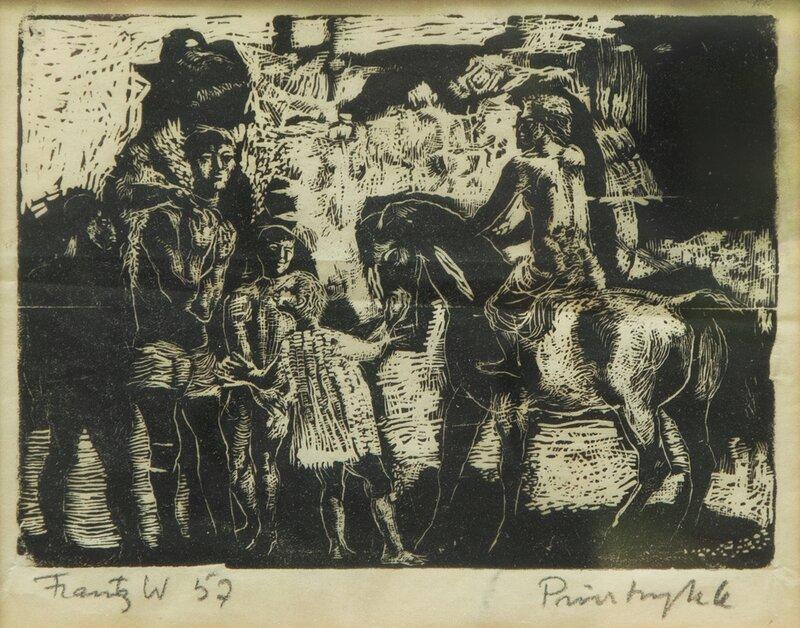 Meeting (Ram's Head) 1957