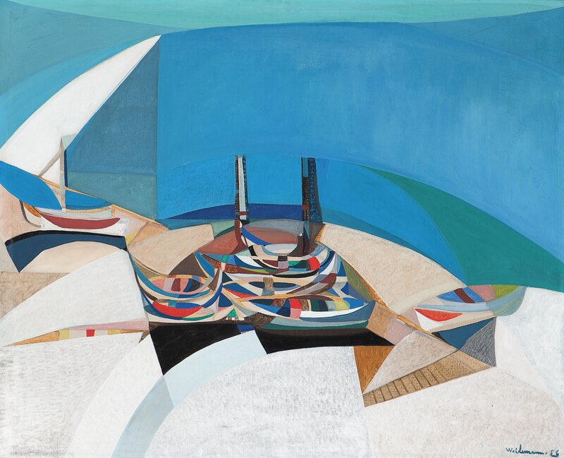 Båter 1956