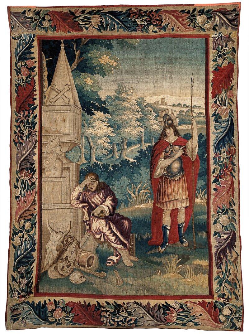 """En av Boccaccios """"Berømte kvinner"""""""