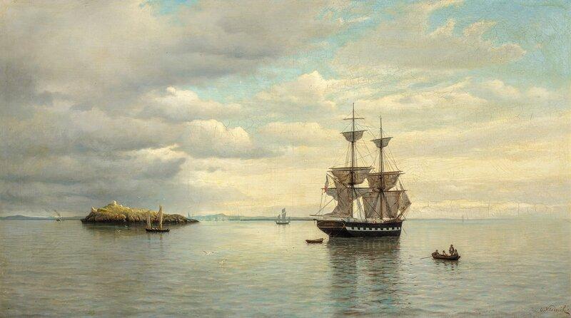 Stille hav 1879