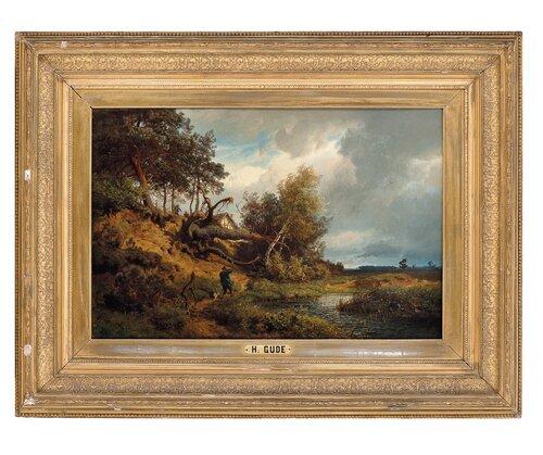 Storm på heden 1872