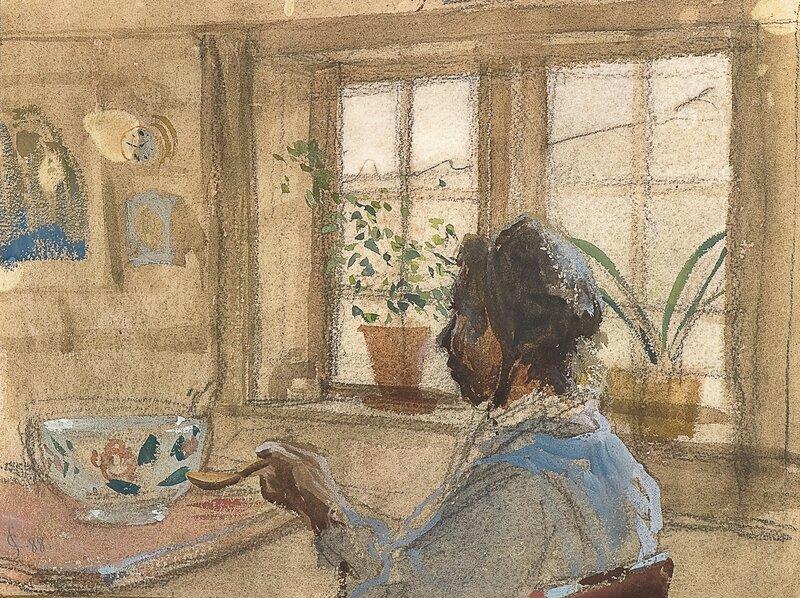 Taaran Omnan, Eggedal 1888