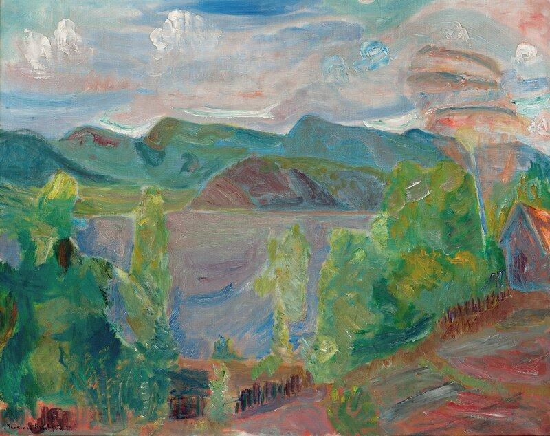 Landskap nr. 2 1933