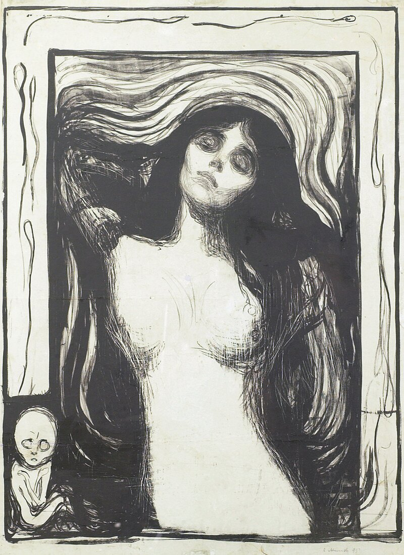 Madonna 1895