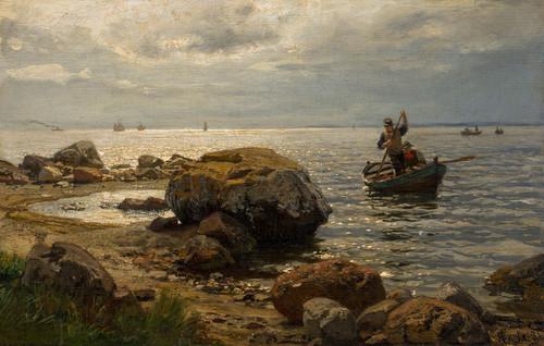 Ved Østersjøen 1886