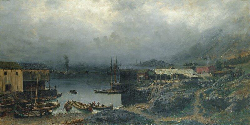 Fiskevær 1879