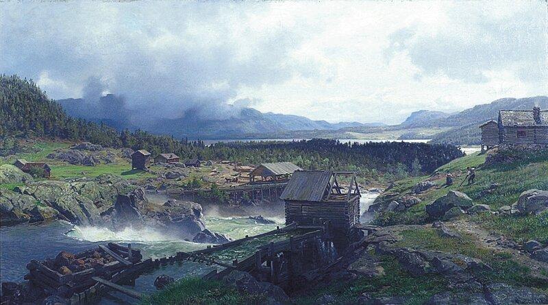 Fra Nord-Aurdal 1891