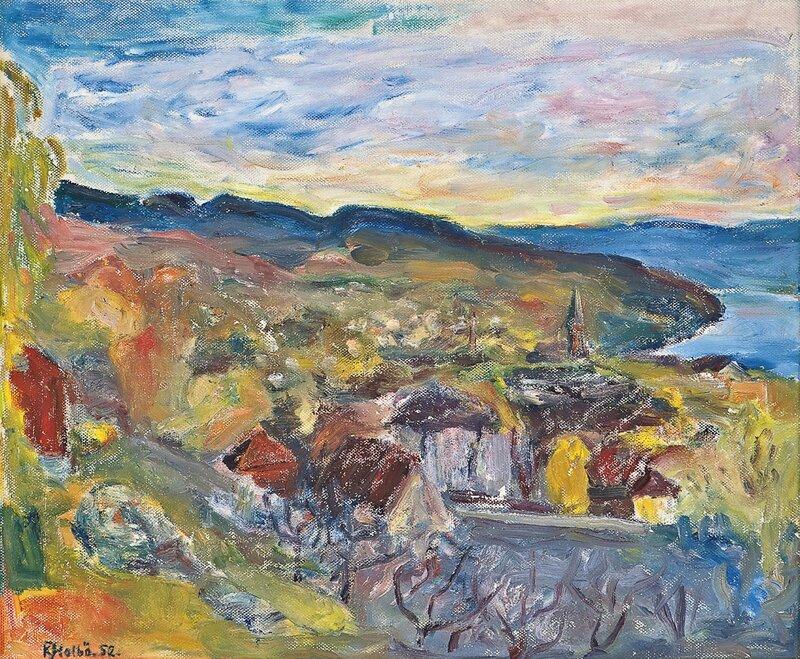 Maisol, Lillehammer 1952