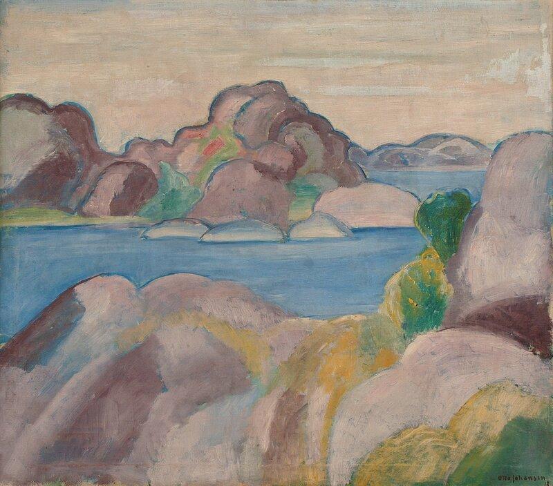 Skjærgård 1918