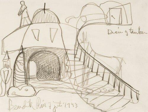 Drøm og tanker 1943