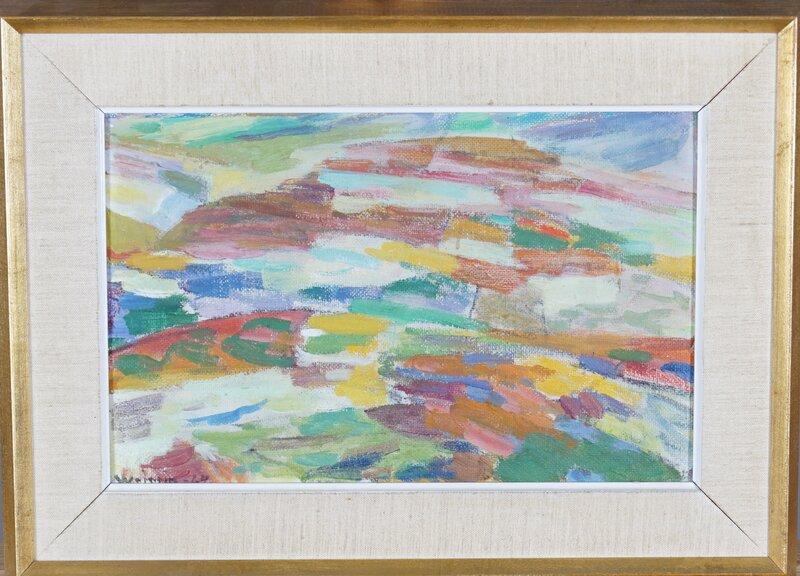 Høst i Rondane 1964
