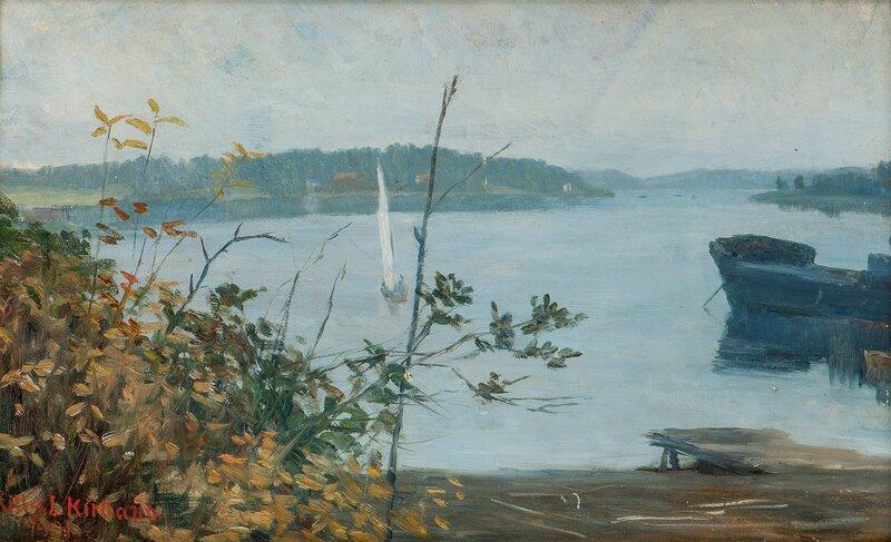 Fjordlandskap 1901