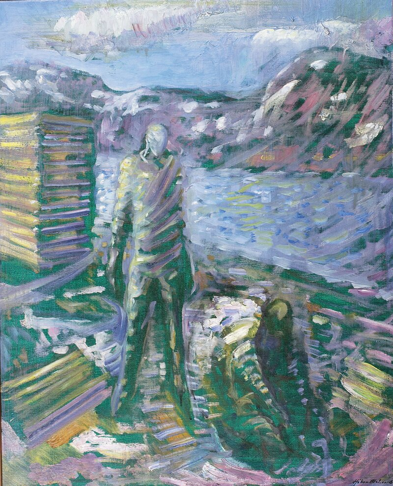 Figur i landskap 1982