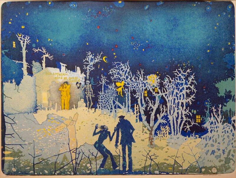 Godaften mitt navn er Edvard Munch 1974