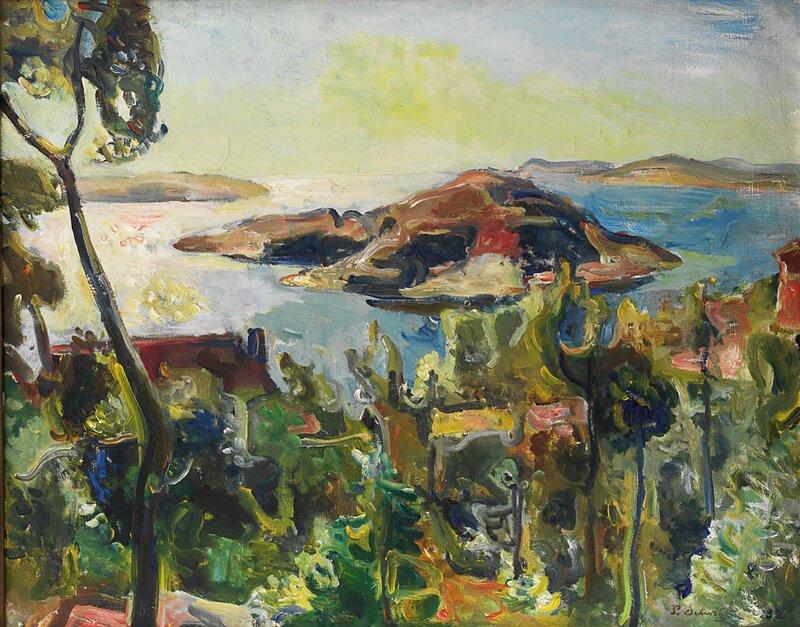 Fra Revesand 1932