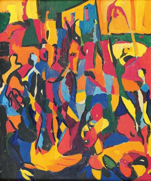 Komposisjon 1947