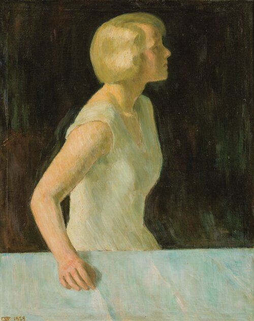 The Blonde 1929