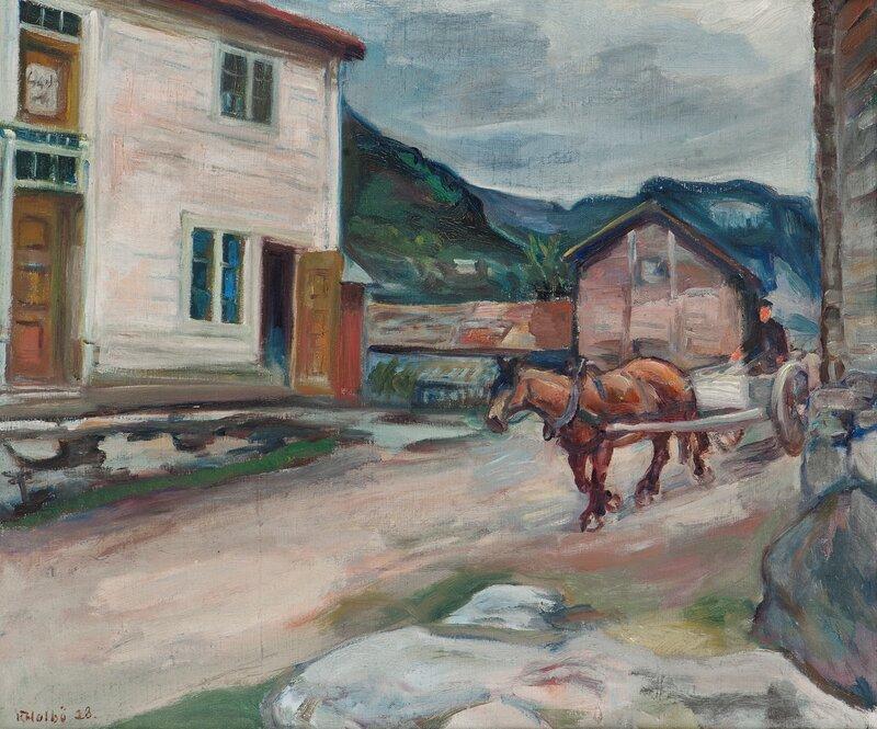 Fortun i Sogn 1928