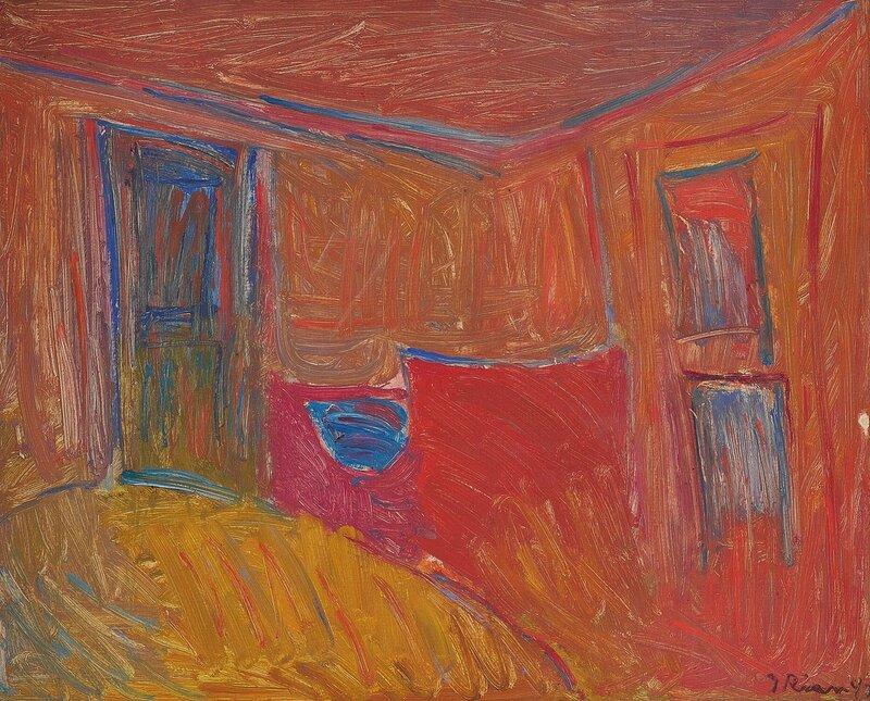 Interiør Gausdal 1947