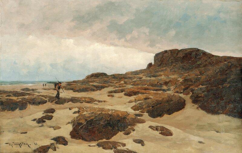 Fra Jæren 1881