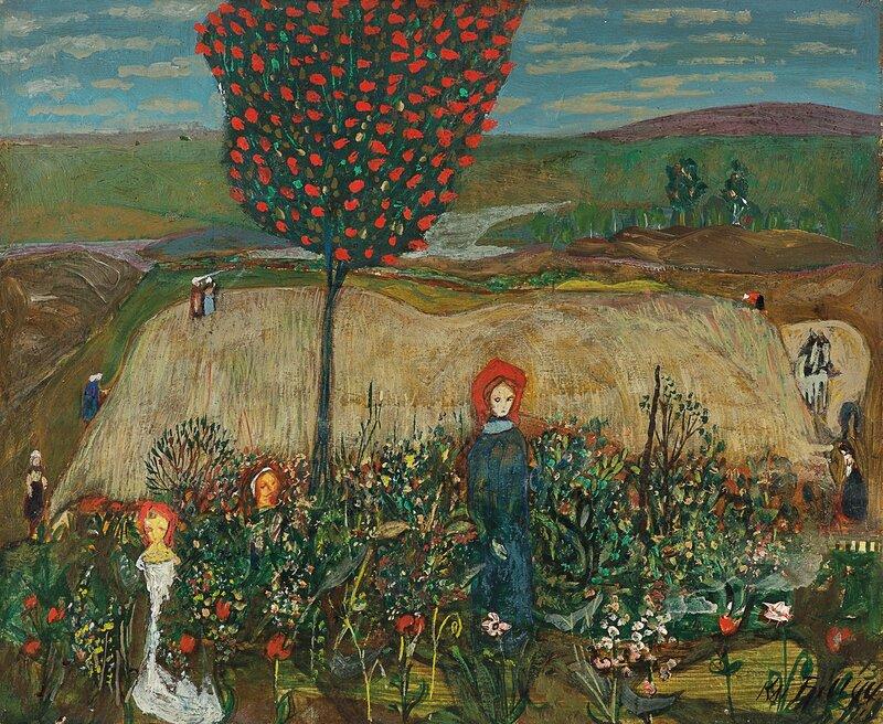 I blomstereng 1944