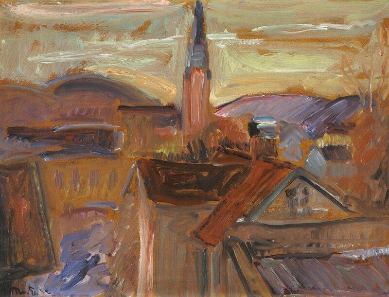 Kirken, Lillehammer 1932