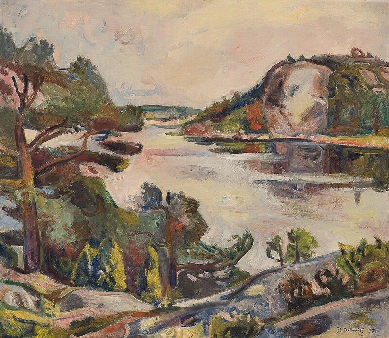 Kystlandskap 1937