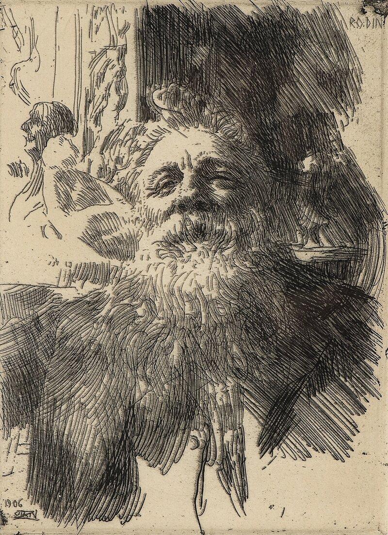 Auguste Rodin 1906