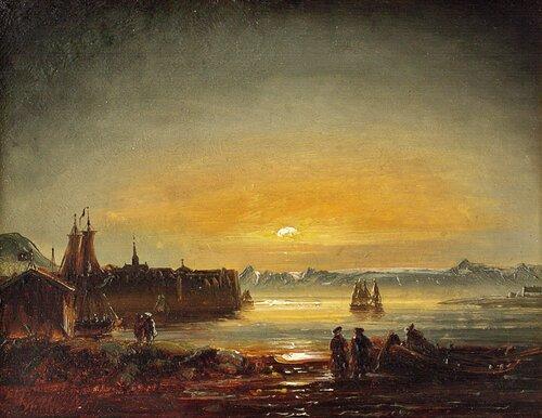 Fra Hammerfest 1851