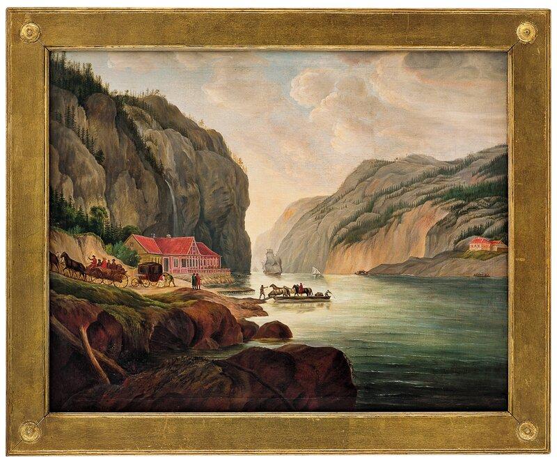 Fra Svinesund 1789