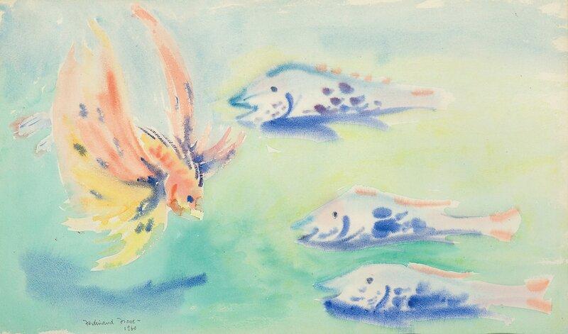 Fisk 1960