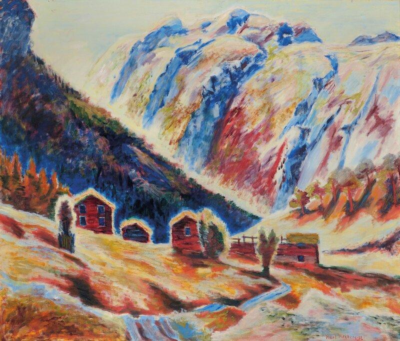 Vaagaasar Lom 1932