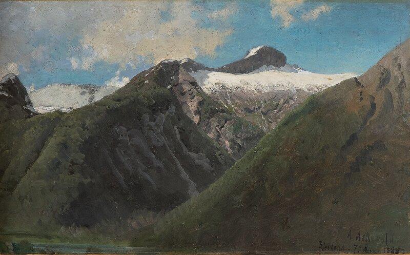 Fra Fjærland 1885