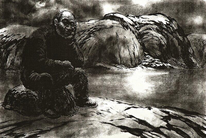 Gammel fisker - Finnmark