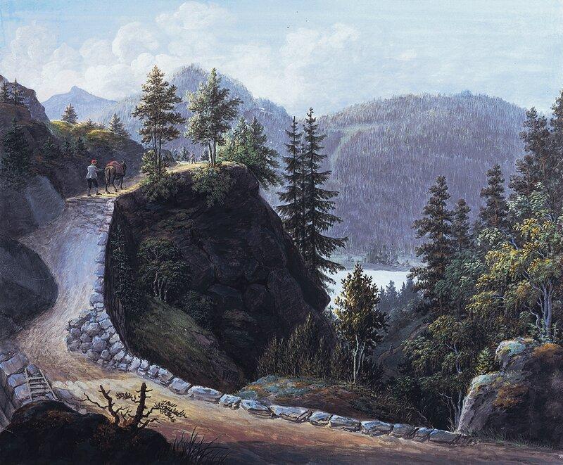Tollersrud-Kleven i Hallingdal 1819