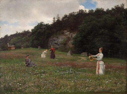 Engblomster 1888