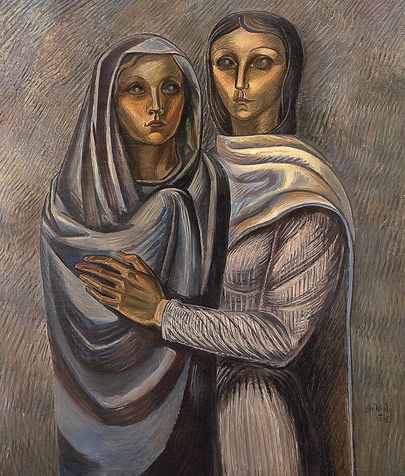 To kvinner 1932