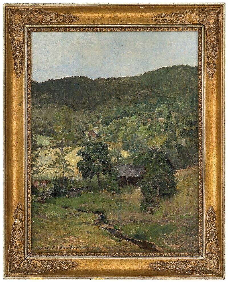 Fra Ulvin 1889