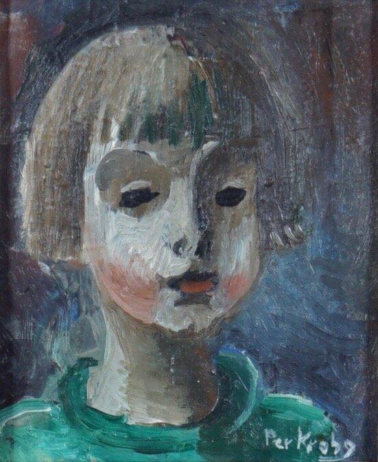 Portrett av Guy
