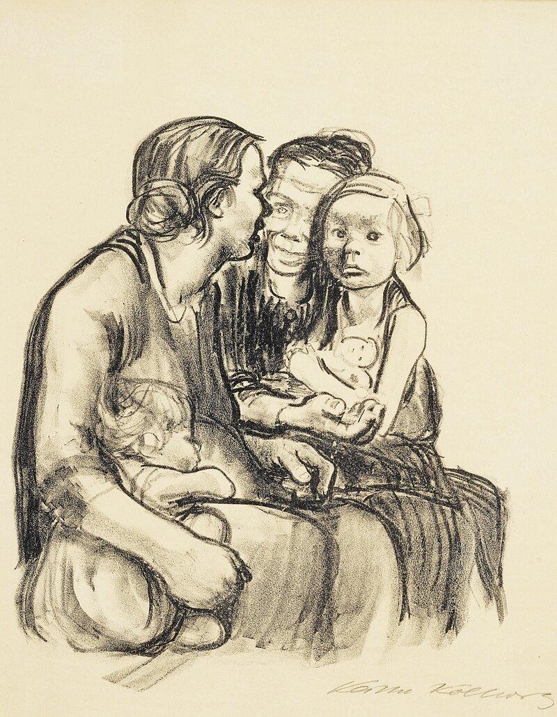Mødre med barn
