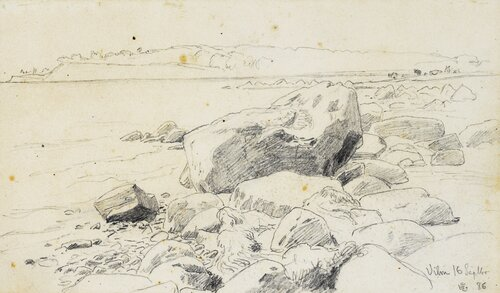 Studie fra Vilm 1886
